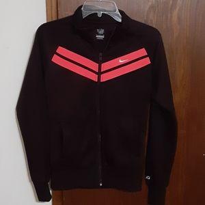 Nike small athletic jacket
